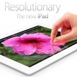 Apple présente le «Nouvel iPad» !
