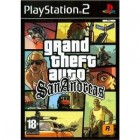 Code GTA san andreas ps2