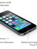 IPhone 5s : les caractéristiques